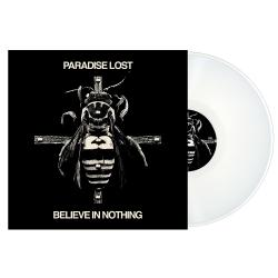 PARADISE LOST - Believe in Nothing (Remixed/ Remastered) WHITE VIN