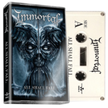 IMMORTAL - All Shall Fall (White Cassette)
