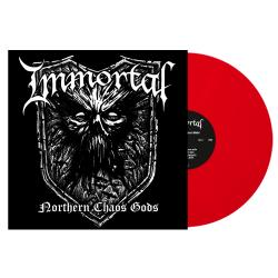 IMMORTAL - Northern Chaos Gods RED VINYL IMPORT