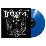 IMMORTAL - Northern Chaos Gods BLUE VINYL IMPORT