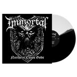 IMMORTAL - Northern chaos gods BI-COLOURED VINYL IMPORT
