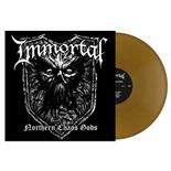 IMMORTAL - Northern Chaos Gods GOLD VINYL