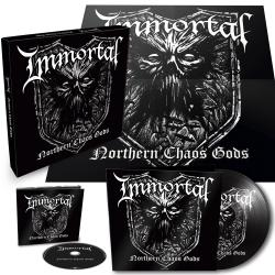 IMMORTAL Northern Chaos Gods RETAIL BOX IMPORT