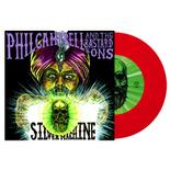 PHIL CAMPBELL AND THE BASTARD SONS - Silver machine RED VINYL Import