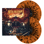 METAL ALLEGIANCE - Volume II: Power Drunk Majesty (Org/Blk Splatter)
