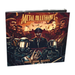METAL ALLEGIANCE - Volume II: Power Drunk Majesty (Digipak)