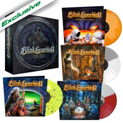 BLIND GUARDIAN Collector's Box IMPORT