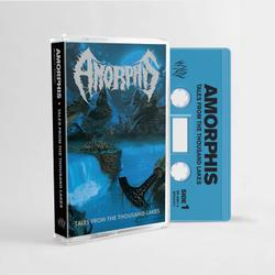 AMORPHIS - Tales from the Thousand Lakes (Lt Blue Cassette)
