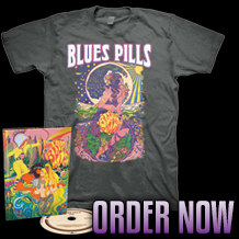 Blues Pills Live
