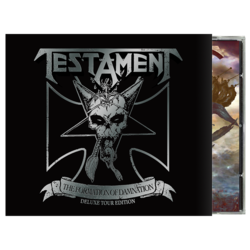 TESTAMENT - The Formation Of Damnation TOUR EDITION