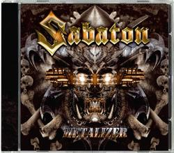 SABATON Metalizer RE-ARMED (2CD)