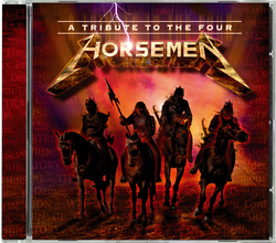 VARIOUS ARTISTS - A tribute to the four horsemen