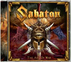 SABATON The Art Of War RE-ARMED