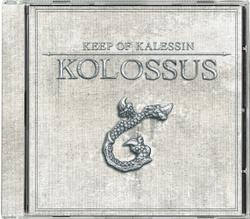 KEEP OF KALESSIN - Kolossus (CD/DVD)