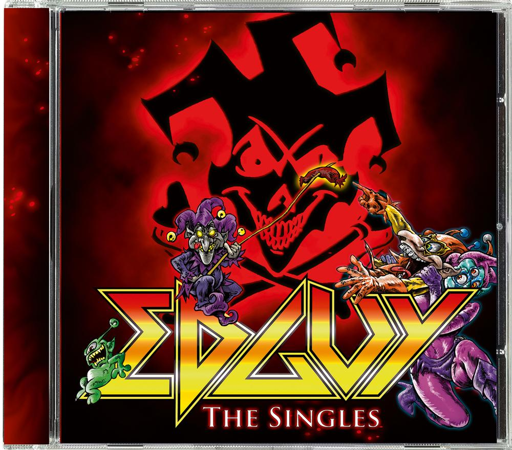 Edguy The Singles Nuclear Blast Usa Store