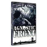 AGNOSTIC FRONT - Live At CBGB (DVD+CD)