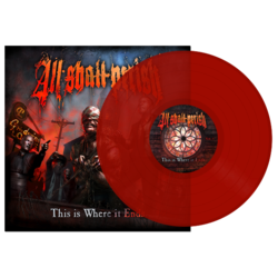 ALL SHALL PERISH - This Is Where It Ends (Vinyl)