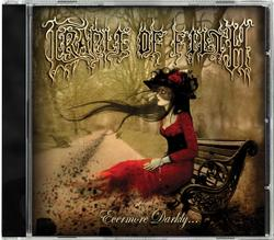 CRADLE OF FILTH - Evermore Darkly (CD+DVD)