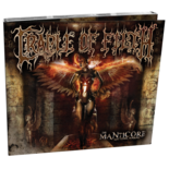 CRADLE OF FILTH - The Manticore and Other Horrors (Digipak)