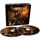 DEATH ANGEL - Relentless Retribution (CD+DVD Digipak)