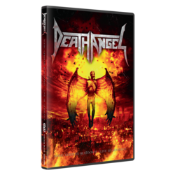 DEATH ANGEL - Sonic German Beatdown (DVD)