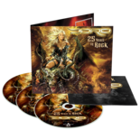 DORO - 25 Years In Rock (2DVD+CD)