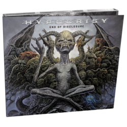 HYPOCRISY - End Of Disclosure (Digipak)