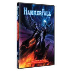 HAMMERFALL - Rebels With A Cause (DVD)