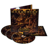 HYPOCRISY - Hell Over Sofia 20 Years (2CD+DVD)