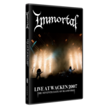 IMMORTAL - Live At Wacken 2007 (DVD/CD)