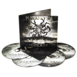 KATAKLYSM - Iron Will (2CD+2DVD)