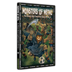 Monsters Of Metal - Vol. 5 (2DVD/NTSC)
