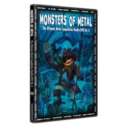 Monsters Of Metal Vol. 6 (2DVD/NTSC)