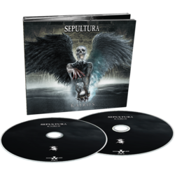 SEPULTURA - Kairos (CD/DVD Digipak)