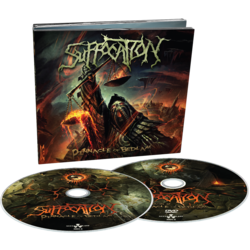 SUFFOCATION - Pinnacle Of Bedlam (CD+DVD Digipak)