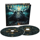 TESTAMENT - Dark Roots Of Earth (Deluxe CD/DVD)