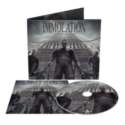 IMMOLATION - Kingdom Of Conspiracy (Digi)