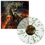 SUFFOCATION - Pinnacle of Bedlam (Clear w/Green Vinyl)