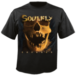 SOULFLY - Savages (Black Shirt)