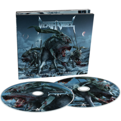 DEATH ANGEL - The Dream Calls For Blood (CD+DVD Digipak)