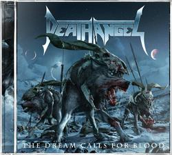 DEATH ANGEL - The Dream Calls For Blood (Jewel)