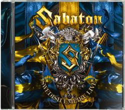 SABATON - Swedish Empire Live (CD+DVD)