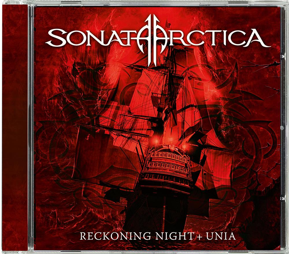 cd sonata arctica reckoning night