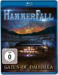 HAMMERFALL - Gates Of Dalhalla (EURO IMPORT)