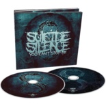 SUICIDE SILENCE - You Can't Stop Me (CD+DVD Digipak)