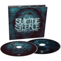 SUICIDE SILENCE - You Can't Stop Me (CD/DVD Digipak)