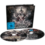 BELPHEGOR - Conjuring the Dead CD/DVD Digipak (EURO IMPORT)