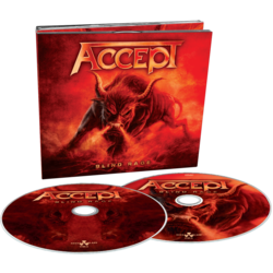 ACCEPT - Blind Rage (CD/DVD Digipak)