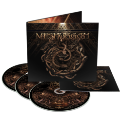 MESHUGGAH - The Ophidian Trek (2CD+DVD)