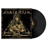AVATARIUM - All I Want (Black Vinyl)  (EURO IMPORT)